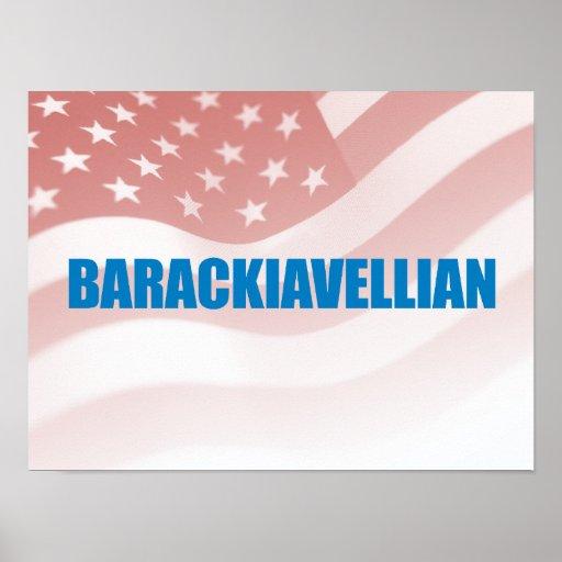 Favorable-Obama - BARACKIAVELLIAN Impresiones