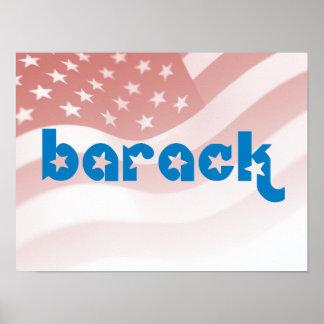 Favorable-Obama - ESTRELLAS de BARACK Impresiones