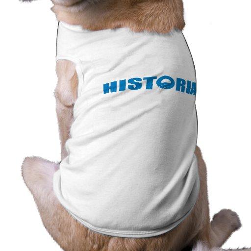 Favorable-Obama - HISTORIA Playera Sin Mangas Para Perro