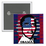 Favorable Obama Pin