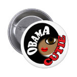 Favorable Obama Pins