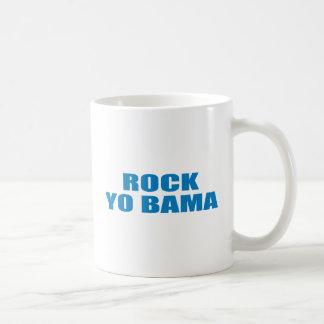 Favorable-Obama - ROCA YO BAMA Taza