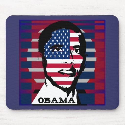 Favorable Obama Tapete De Ratón
