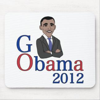 Favorable Obama Tapete De Raton