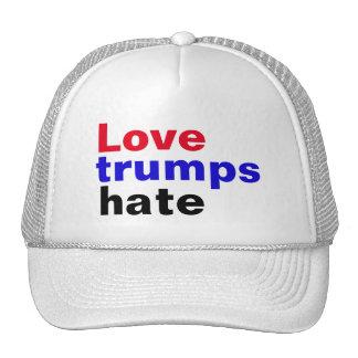 Favorable odio de los triunfos del amor de Hillary Gorros
