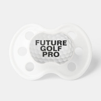 Favorable pacificador futuro del bebé de golf chupetes para bebés