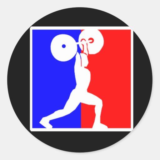 Favorable pegatina del logotipo