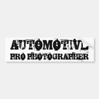 FAVORABLE pegatina para el parachoques AUTOMOTRIZ  Pegatina Para Auto