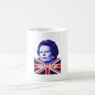 Favorable señora Thatcher Tazas
