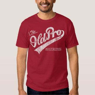 Favorable viejo (PÁGINA quebradiza) Camisas