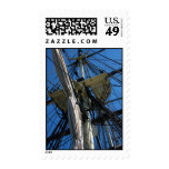 Favorable Winds Postage Stamp