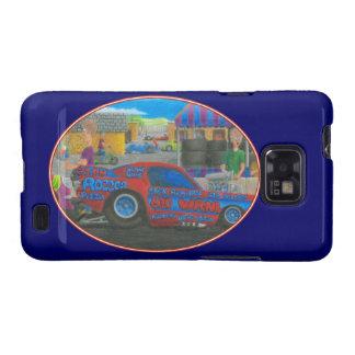 Favorables cajas del teléfono de la MOD de Rocco Galaxy S2 Funda