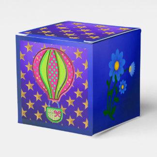 Favores altísimos de la caja de regalo del fiesta cajas para regalos de boda