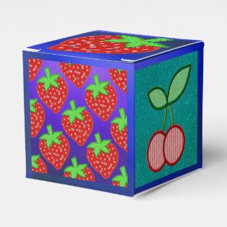 Favores de la caja de regalo del fiesta de la cajas para regalos de fiestas