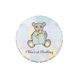 Favores lindos del cumpleaños o de la fiesta de jarrones de dulces