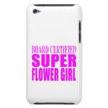 Favores y gracias rosados del boda: Florista estup iPod Touch Coberturas