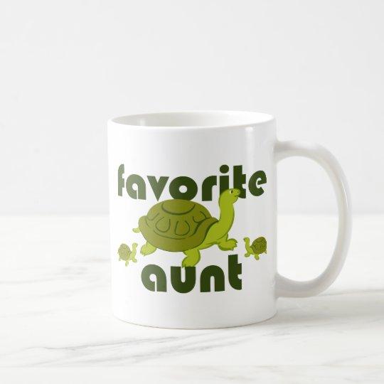 Favorite Aunt Coffee Mug