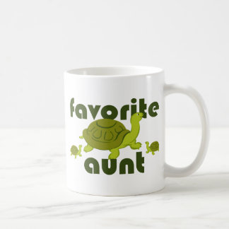 Favorite Aunt Coffee Mugs