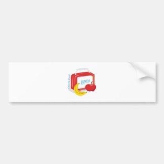 Favorite Break Car Bumper Sticker
