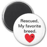 Favorite Breed magnet