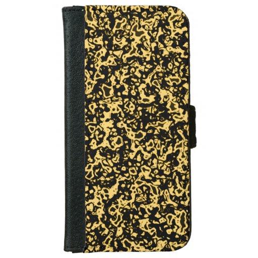 favorite color, beige iPhone 6/6s wallet case