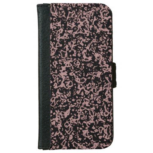 Favorite color, brown iPhone 6/6s wallet case