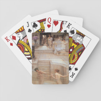 Favorite Custom by Lawrence Alma-Tadema Deck Of Cards