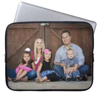 Favorite Family Photo Laptop Sleeve