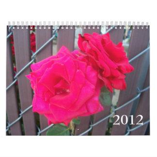 Favorite Flowers Calendars