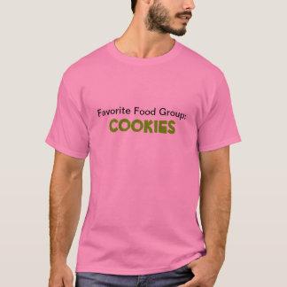 Favorite Food Group- Shirt