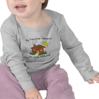 Favorite Hangout Gram's House Tshirt