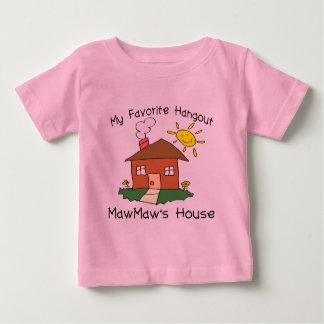 Favorite Hangout MawMaw's House Shirt