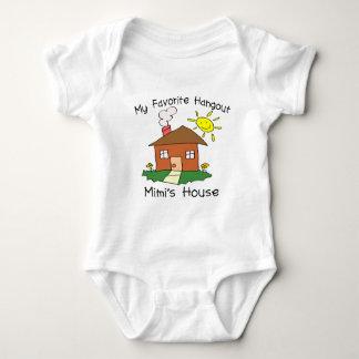 Favorite Hangout Mimi's House Baby Bodysuit