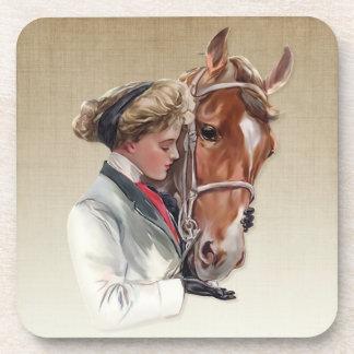 Favorite Horse Beverage Coaster