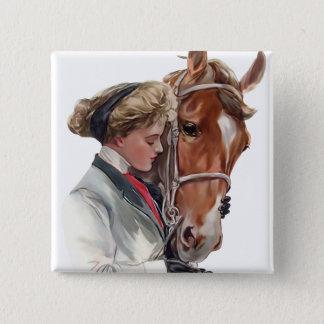 Favorite Horse Button