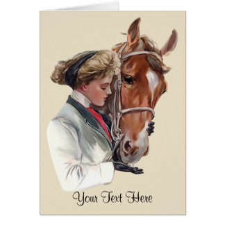 Favorite Horse Greeting Cards