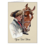 Favorite Horse Greeting Card