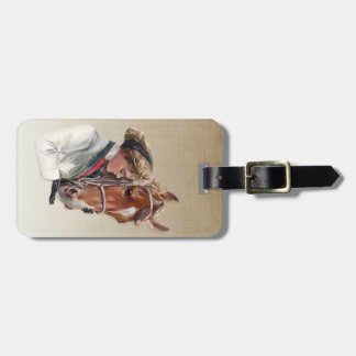 Favorite Horse Luggage Tag