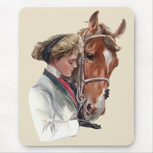 Favorite Horse Mouse Pad