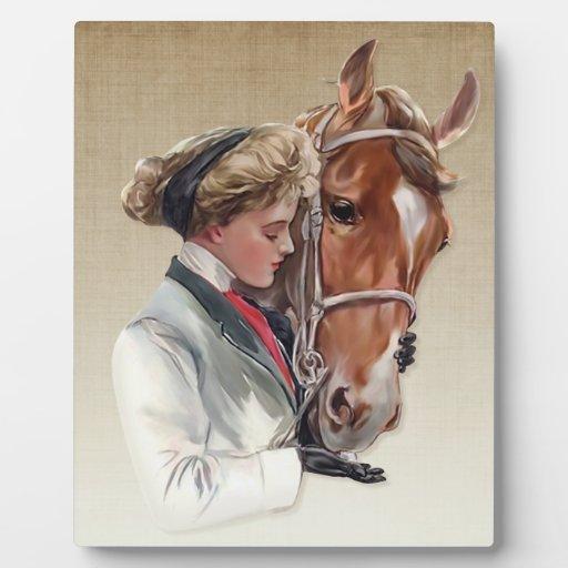 Favorite Horse Photo Plaques