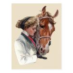 Favorite Horse Post Card