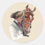 Favorite Horse Sticker