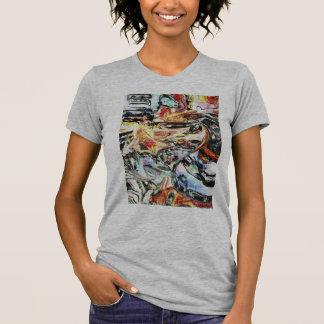 """""""Favorite Ice Cream"""" Women's Art Top T-shirt"""