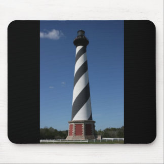 favorite lighthouse mouse pad