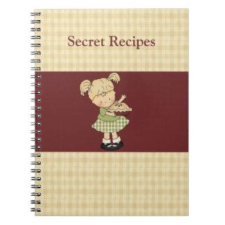 Favorite Little Cook Notebook de mamá