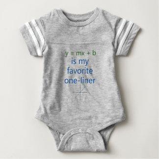 favorite one liner baby bodysuit