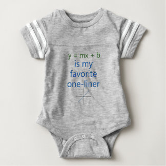 favorite one liner baby bodysuit