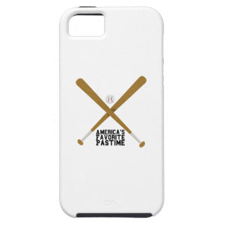 Favorite Pastime iPhone 5 Case
