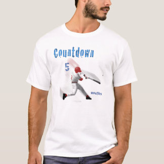 Favorite Pastime Countdown Tshirt