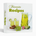 Favorite Recipes - Binder